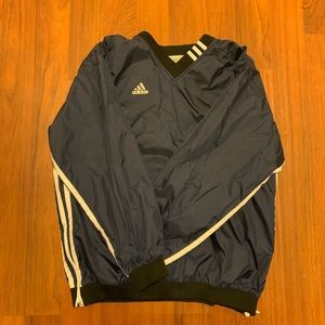 Reversible adidas sports pullover